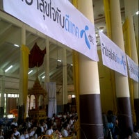 Photo taken at วัดหลวงสุนทราราม by A W. on 10/27/2012