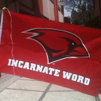 Photo taken at Centro Universitario Incarnate Word by Melina G. on 3/11/2013