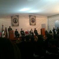 Photo taken at Centro Universitario Incarnate Word by Melina G. on 6/21/2013