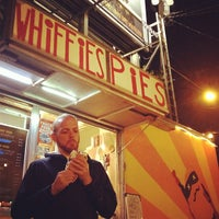 Photo taken at Whiffies Fried Pies by Ros H. on 9/22/2013