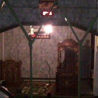 Photo taken at Masjid Agung by Helin R. on 8/7/2013