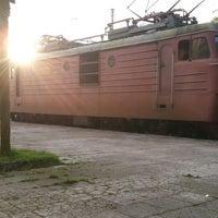 Photo taken at Ozurgeti Railway Station | ოზურგეთის რკინიგზის სადგური by Lado M. on 5/26/2014