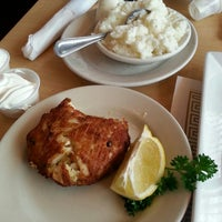 Photo taken at Jimmy the Greek Family Restaurant by Daniella R . on 2/16/2014