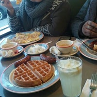 Photo taken at The Classic Diner by Vish S. on 3/26/2016