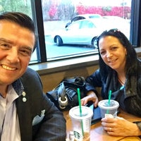 Photo taken at Starbucks by Rich K. on 11/17/2016