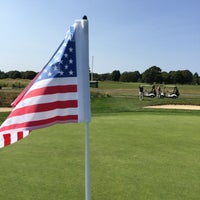 Photo taken at Bellport Country Club by Rich K. on 9/11/2017
