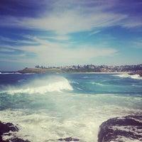 Photo taken at Kendalls Beach by Chris B. on 4/18/2014