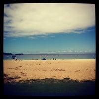 Photo taken at Kendalls Beach by Chris B. on 12/26/2013
