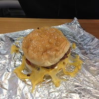 Photo taken at Five Guys by Chelsey P. on 10/7/2012