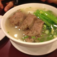 Photo taken at Fat Wong's Kitchen 靚粥一世 by Tom L. on 9/29/2012