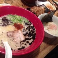 Photo taken at Ippudo by Yoshiaki Y. on 7/12/2013