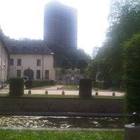 Photo prise au Park van Abdij Ter Kameren / Parc de l'Abbaye de la Cambre par Abdelrahman(Boudi) N. le6/30/2013