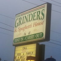 Photo taken at The Grinders and Spaghetti House by Sandi M. on 7/23/2013