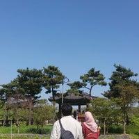 Photo taken at Hanbat Arboretum by Fery A. on 4/29/2018