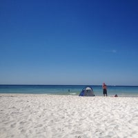 Photo taken at Panama City Beach Public Access #39 by Ravi Kant Y. on 9/28/2013