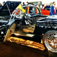 Photo taken at Autorama by Chulses M. on 2/17/2013
