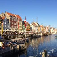 Photo taken at Nyhavns Færgekro by Brian S. on 7/22/2014