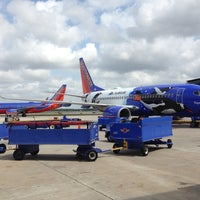 Photo taken at Concourse B by Brian S. on 4/17/2014