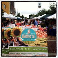Photo taken at Winter Garden Farmer's Market by John R. on 5/4/2013