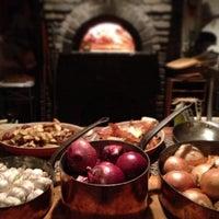 Photo taken at Bottega Restaurant by John R. on 2/25/2013