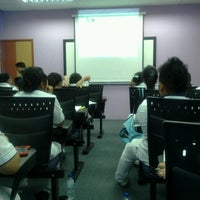 Photo taken at Masterskill Classroom by Eilyn L. on 11/7/2012