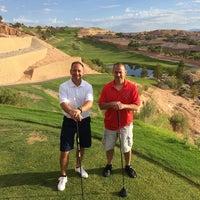 Photo taken at Falcon Ridge Golf Course by Brian B. on 8/10/2014