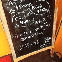 Photo taken at ラリグラス 弁天町 by kim k. on 1/30/2014