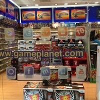 Photo taken at Game Planet by Viv B. on 1/6/2013