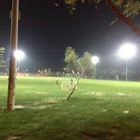 Photo taken at Bagduma Park by Ashley C. on 2/7/2013