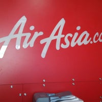Photo taken at Air asia office by Ardiniansyah on 11/2/2013