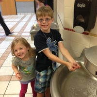 Photo taken at Walker Elementary by John B. on 8/21/2013