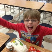 Photo taken at Walker Elementary by John B. on 3/22/2013