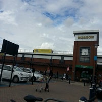 Photo taken at Morrisons by Wtn K. on 9/9/2013