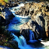 Photo taken at Great Falls Park by Olivia J. on 9/15/2013