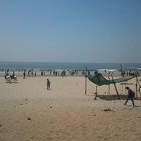 Photo taken at Kashid Beach by Srijan C. on 3/3/2013