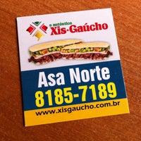 Foto tirada no(a) Xis Gaúcho por Eduardo G. em 4/29/2015