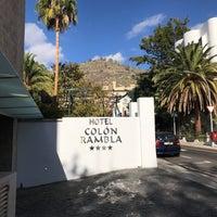 Foto tomada en Hotel Colon Rambla Tenerife por Eduardo G. el 12/25/2017