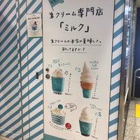 Das Foto wurde bei Milk von せれん am 9/8/2018 aufgenommen
