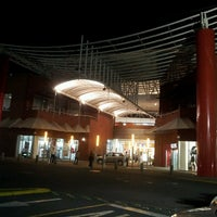 Photo taken at Galerías Santo Domingo by Eugene F. on 2/13/2013