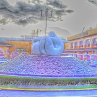 Photo taken at Paseo de las Flores by Eugene F. on 12/18/2012