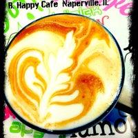 Photo taken at B Happy Cafe by Lani on 10/8/2013