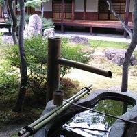 Photo taken at Kennin-ji Temple by ikutan on 7/23/2013