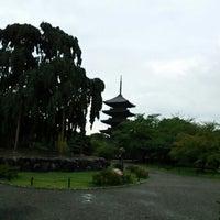 7/4/2013にikutanが東寺 (教王護国寺)で撮った写真