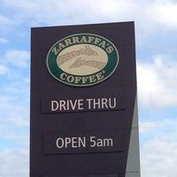 Photo taken at Zarraffa's Coffee by Kyle M. on 7/29/2013