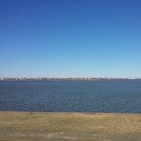 Photo taken at Indigo Landing Afterdeck by Matthew T. on 3/15/2014