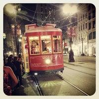 Photo taken at JW Marriott New Orleans by Matthew T. on 7/9/2013