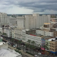 Photo taken at JW Marriott New Orleans by Matthew T. on 7/7/2013