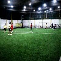 Photo taken at De Futsal by Alexander B. on 4/12/2013