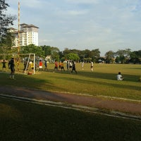 Photo taken at USJ11 Playground/Futsal by Mohd A. on 6/30/2013