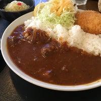 Photo taken at でみぐら亭 by Junya K. on 10/7/2017
